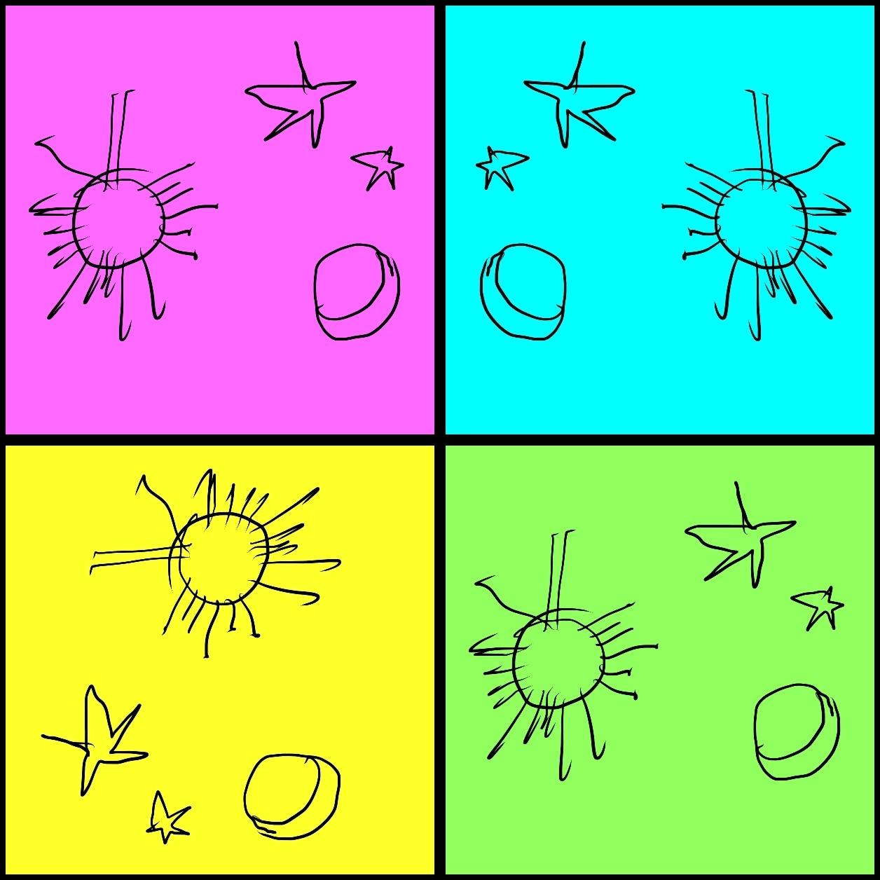 Stars - multi (2)