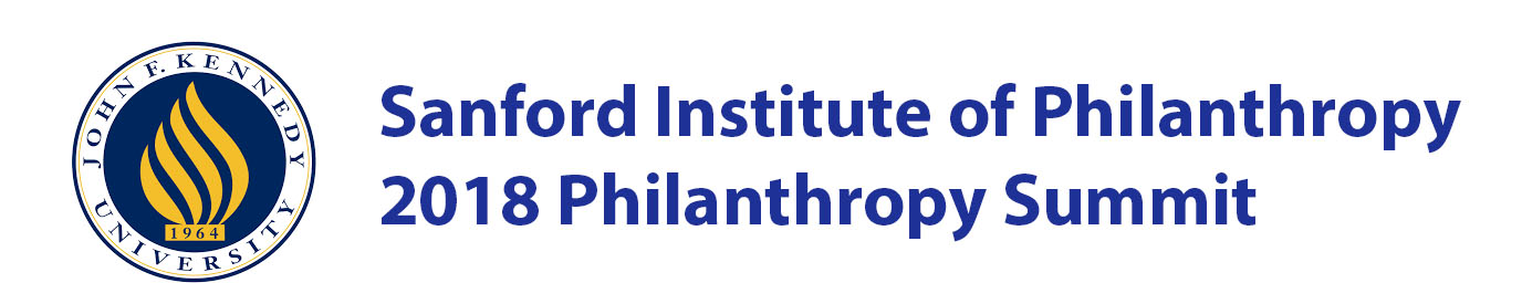 Sanford Institute LOGO - 2018 Philanthropy Summitt