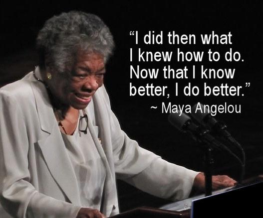 MayaAngelou Quote